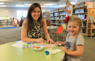 Library hosts Willy Wonka party