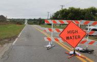 Record-breaking rain causes road closures