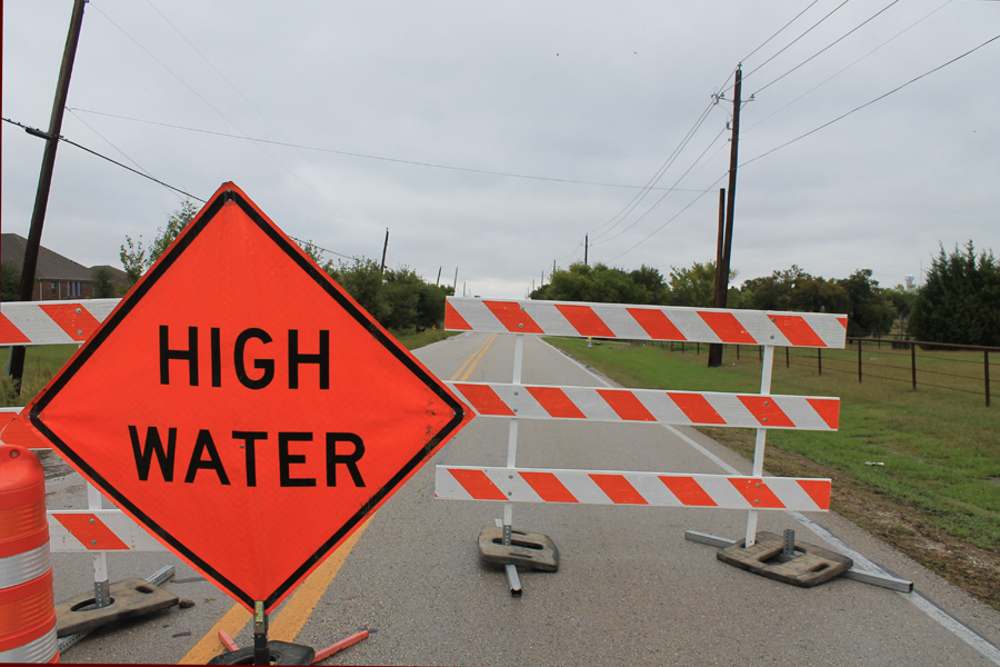 Road closures continue