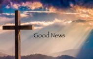 Good news: Thanksgiving 101