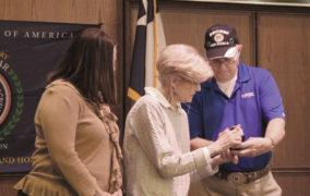 Historical Society honors veterans