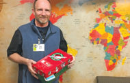 Churches collect, send gifts overseas