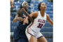 Lady Mustangs run away with tournament title