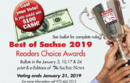 Best of Sachse ballot now online