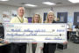 Teacher receives $20,000 grant