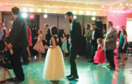 Daddy-Daughter Dance set