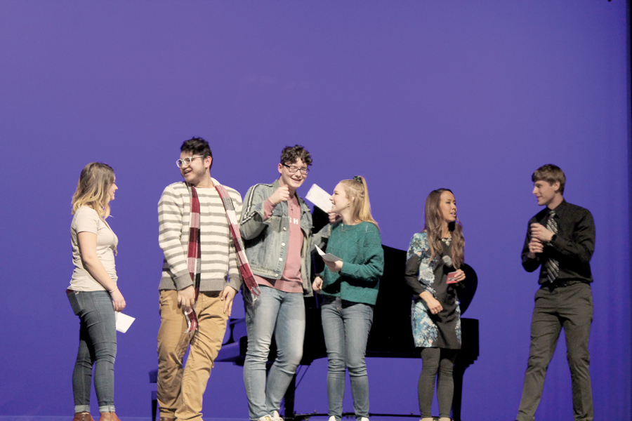 SHS students prove they have talent