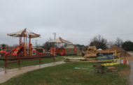 Inclusive playground equipment delivered