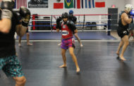Video: Sachse student practices Muay Thai
