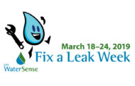 National Fix-A-Leak Week starts today