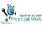National Fix-A-Leak Week starts today