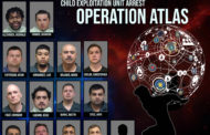 15 arrested in joint online predator operation
