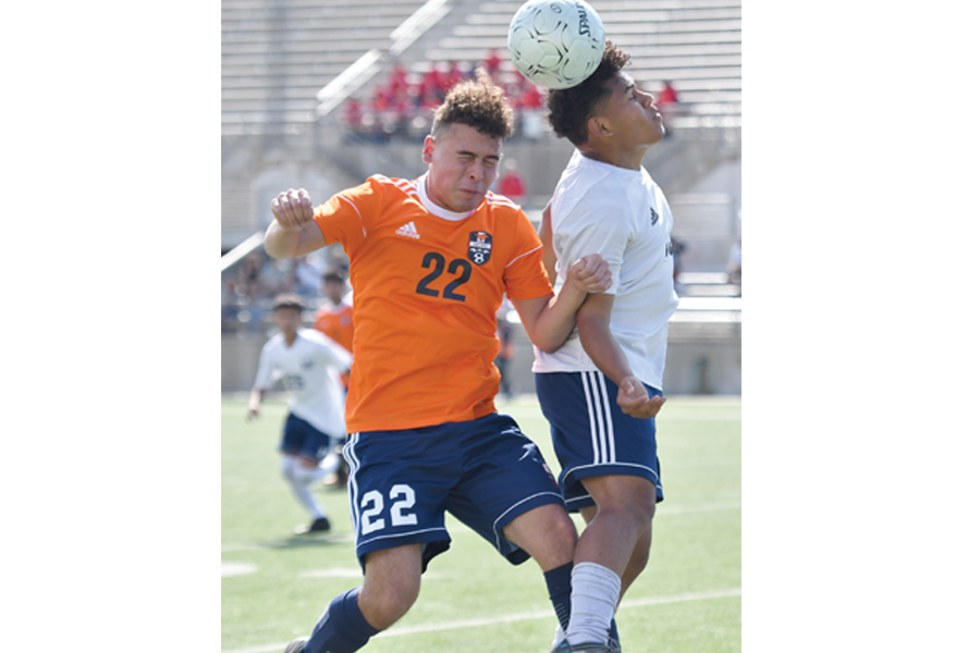 Sachse stampedes to regional tournament