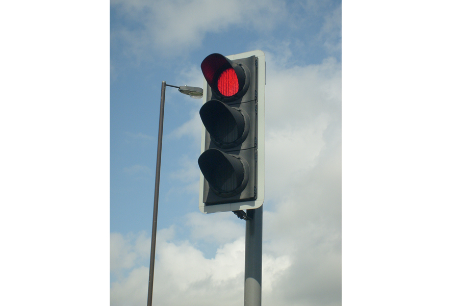 Traffic signals get green light