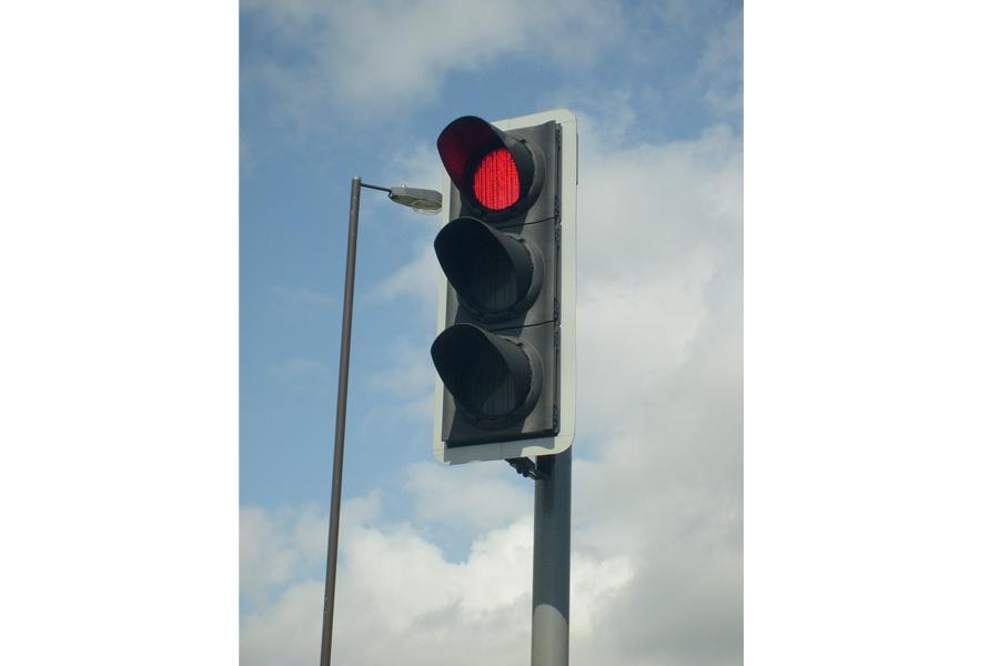 Traffic signals get green light