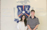 Sachse HS announces top two students