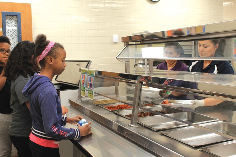 Summer programs provide regular meals