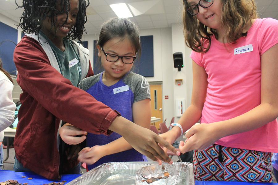 Camp creates future scientists