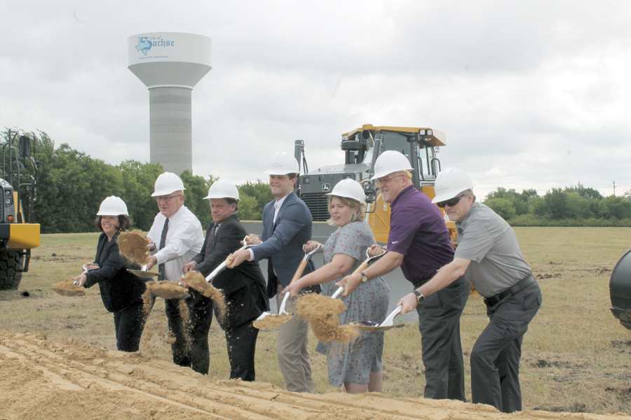 City breaks ground on The Station