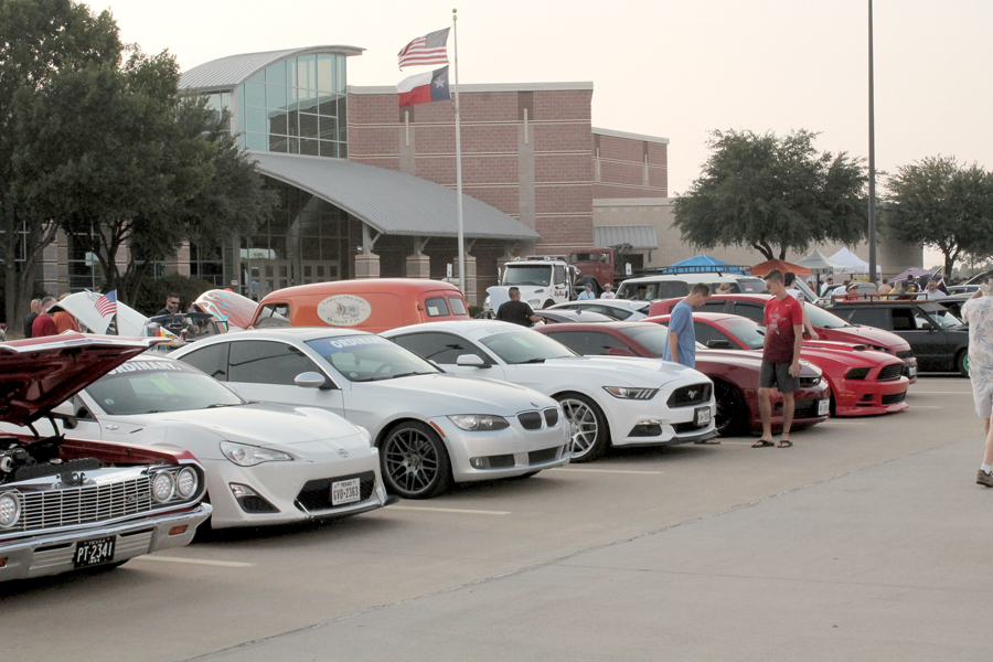 Cars Under the Stars event set for July 27