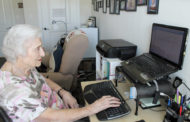 96-year-old Sachse woman writes autobiography