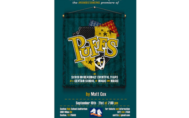 Sachse High, Plano East prepare fall productions