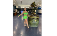 Sachse twirler catches national awards