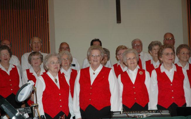 Silver Chords choir: 25 years of singing, serving