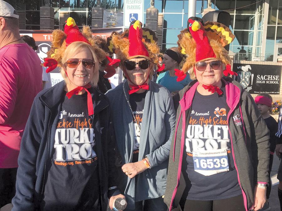 Turkey Trot: burn calories, raise funds