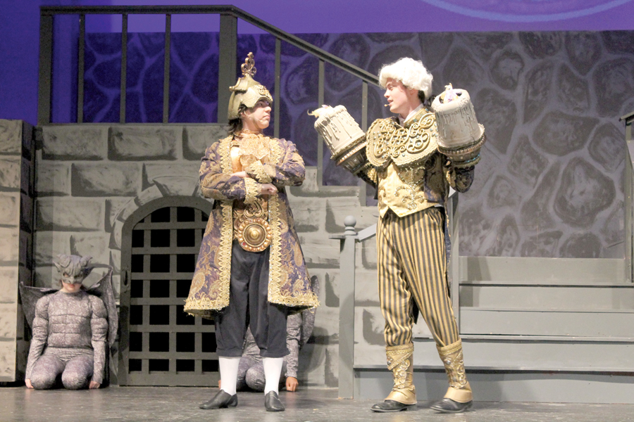 'Beauty and the Beast' comes to SHS