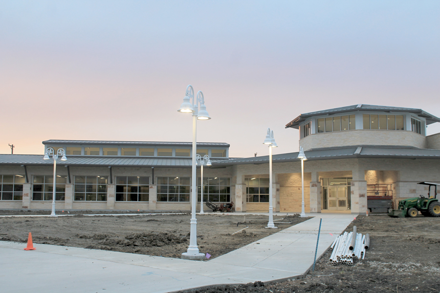 Community center to open soon