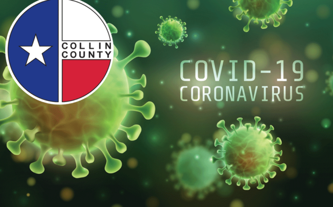 State reports four COVID-related deaths in Collin County