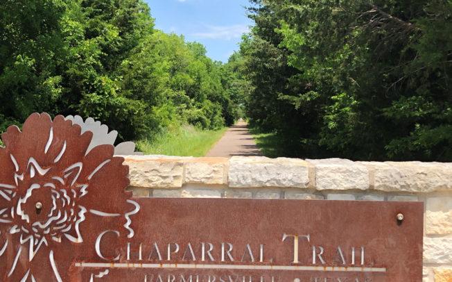 Chaparral Rail Trail
