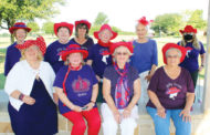 Group embraces age with style, solidarity