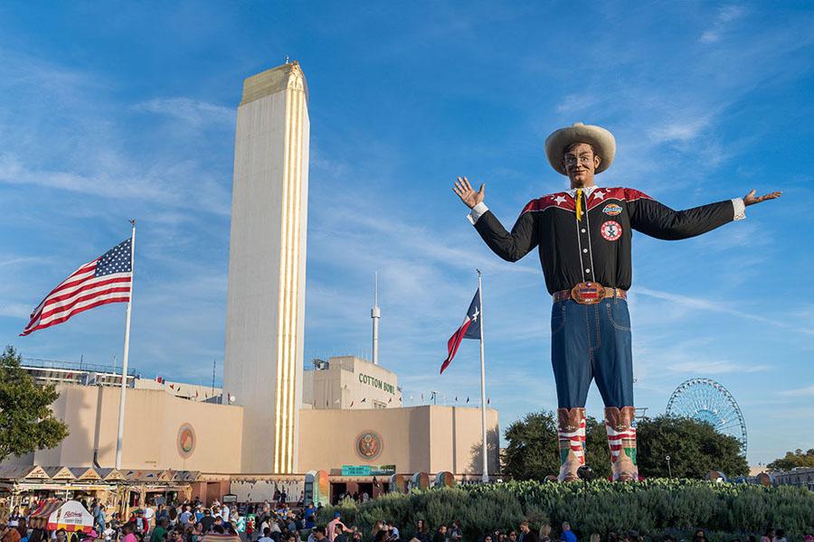 Big Tex to miss 2020