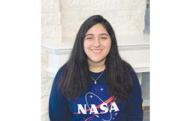 SHS student selected for NASA Aerospace Scholar camp