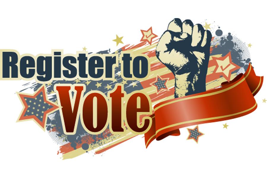 Voter registration deadline looms