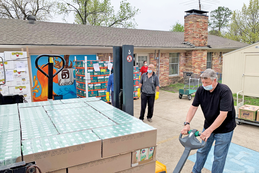 Sachse to attempt record for largest food collection
