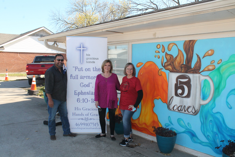 Nonprofit hopes to find a home