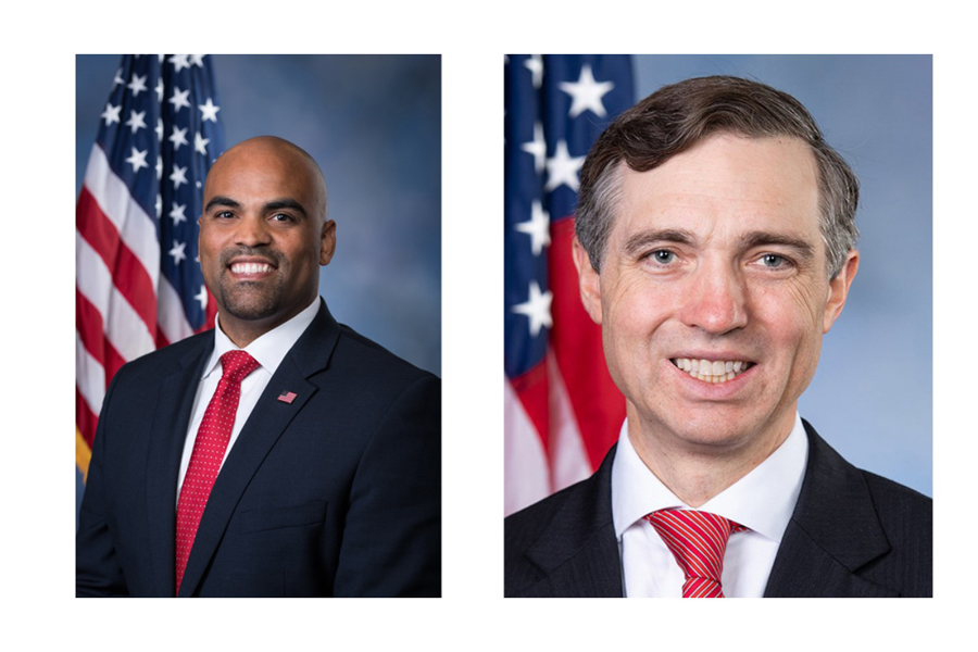 Congressmen discuss coronavirus relief package