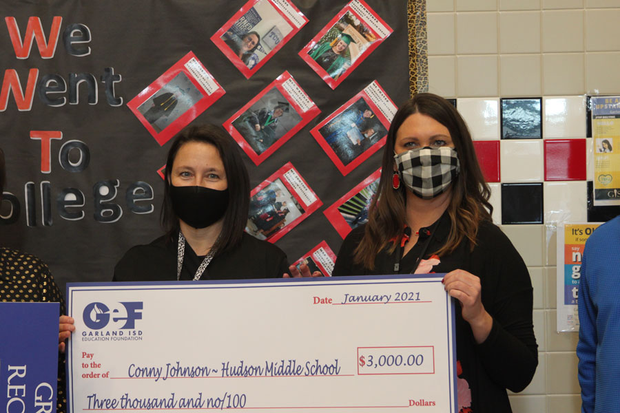 GISD Education Foundation awards grant money