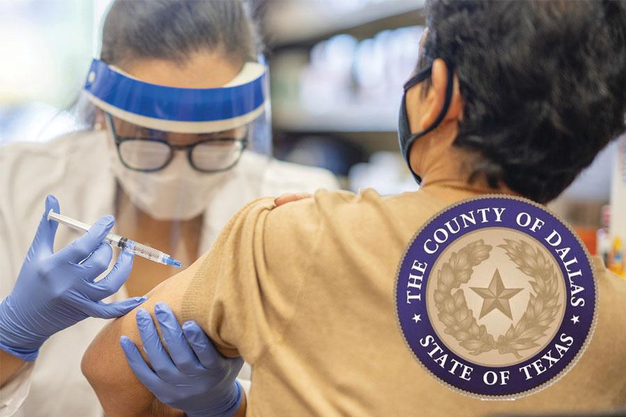 Dallas County launches vaccine scheduler
