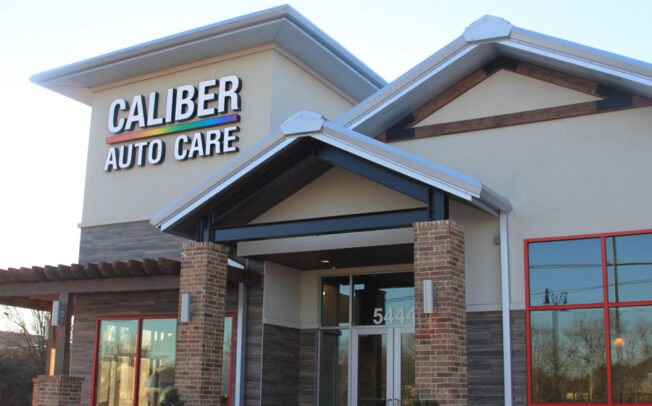 Caliber Auto Care opens Sachse location