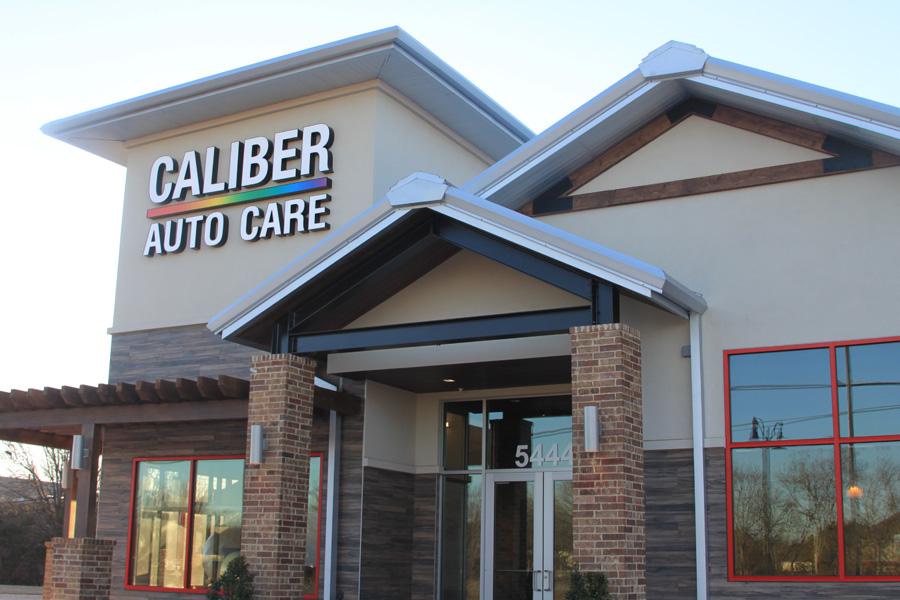 Caliber Auto Care opens Sachse location