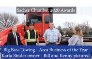 Chamber of Commerce holds virtual award gala