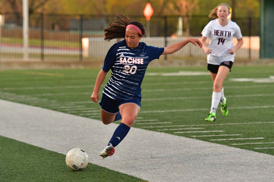 Lady Mustangs coast to first round victory