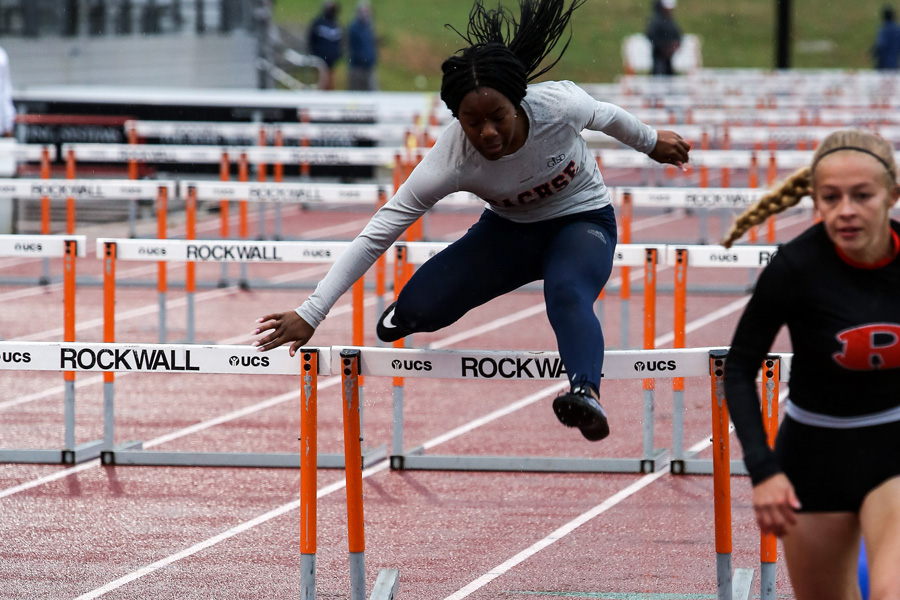 Sachse finishes fourth at area
