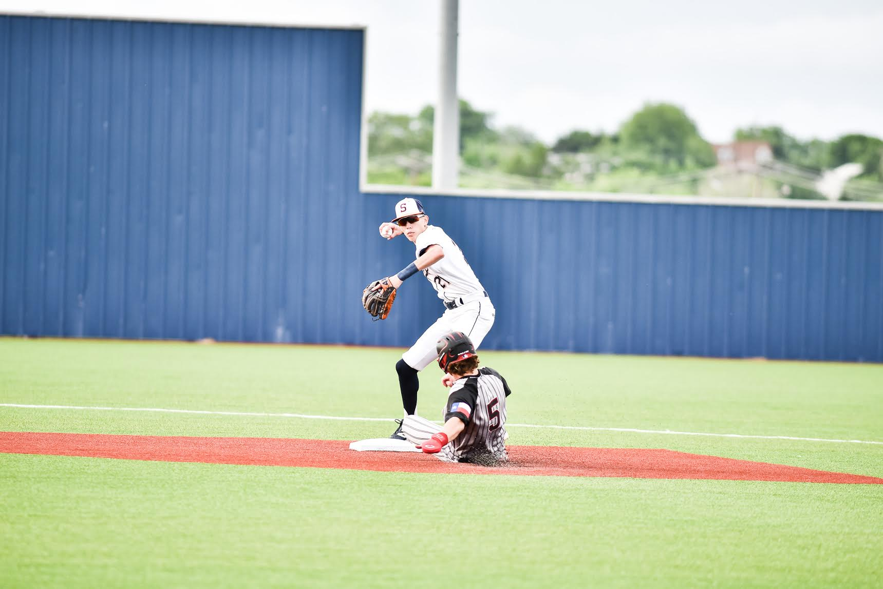 Sachse bats cold in game two loss to Heath