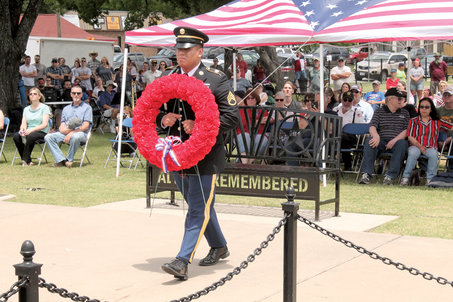 Memorial Day Event coming to Olde City Park in Wylie
