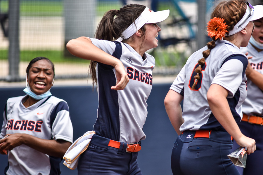 Sachse sweeps Tyler Legacy in round one